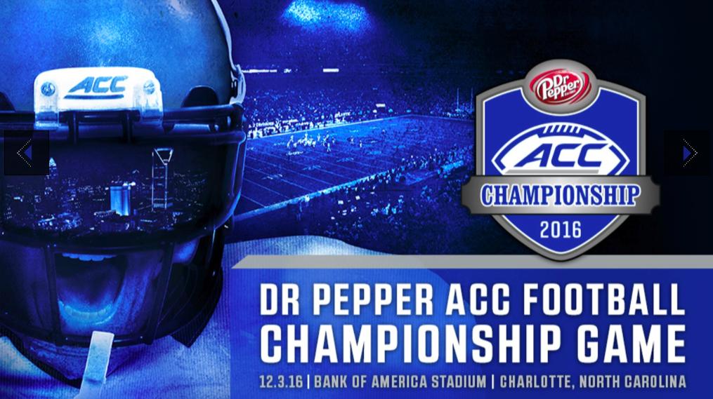ACC football, acc championship