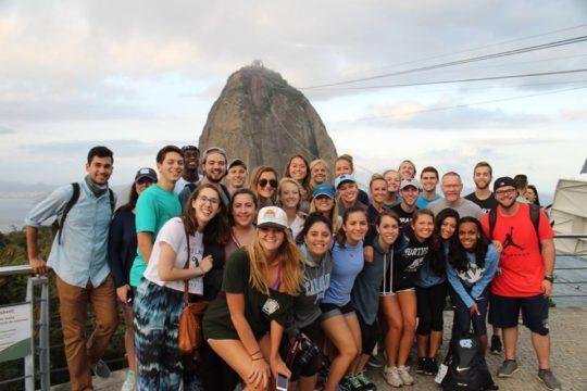 sugarloaf mountain, rio di janeiro, tourists, unc, #uncinrio, #survivingrio, brazil
