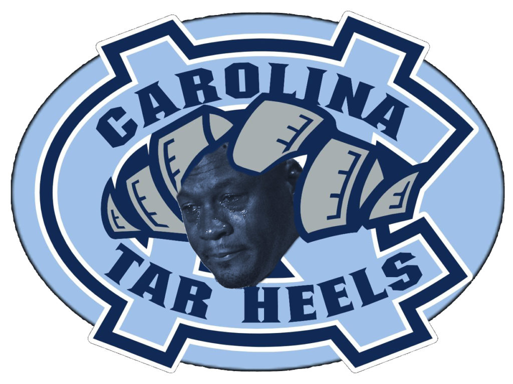 giftastic reaction to the third unc noa sports channel 8