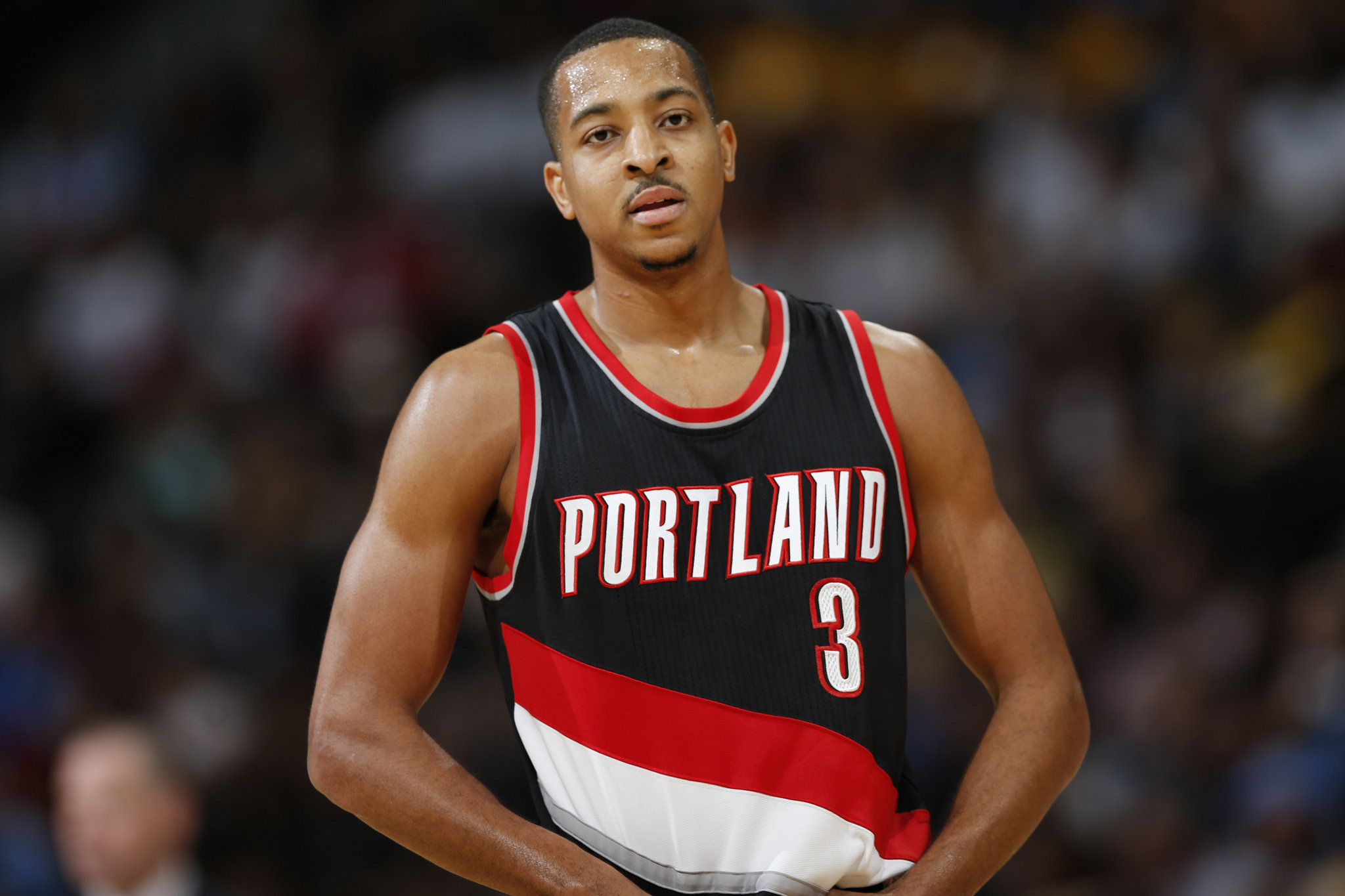 CJ McCollum stars for Portland