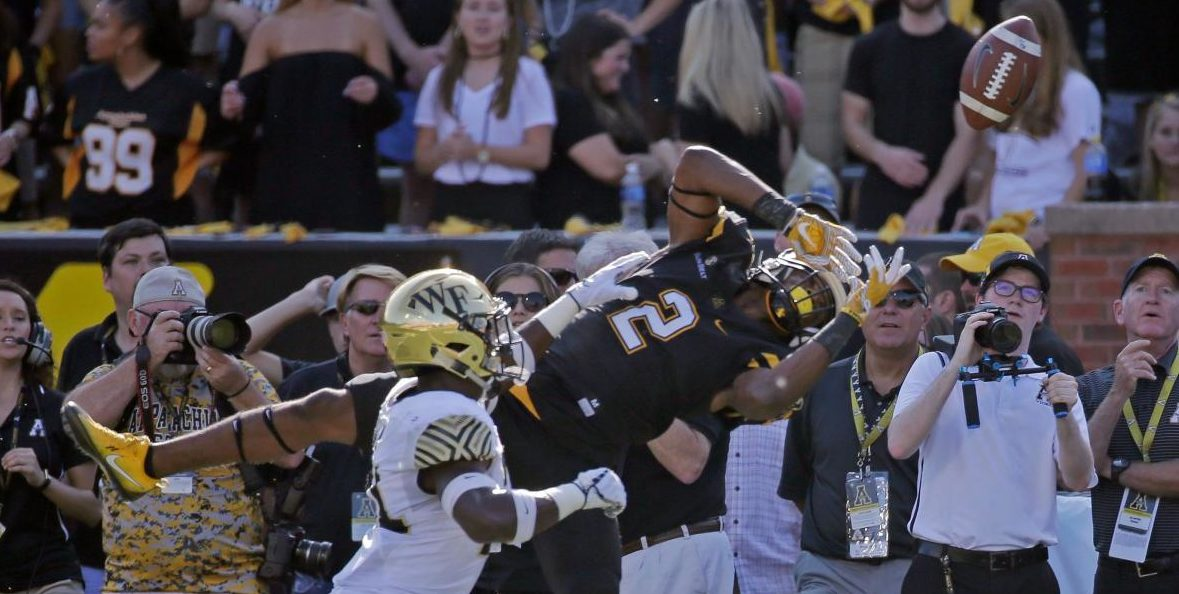 Mountaineers Buzz Killed By Deacs