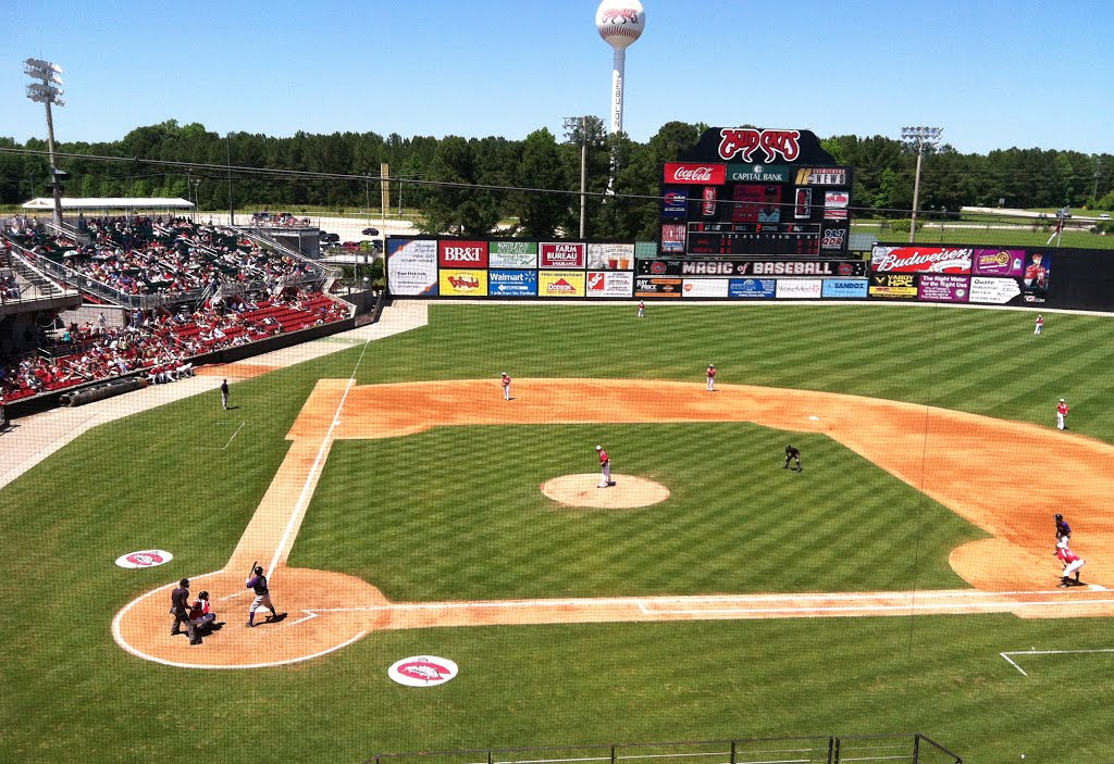 The Top 25 Sports Venues in North Carolina | Sports Channel 8